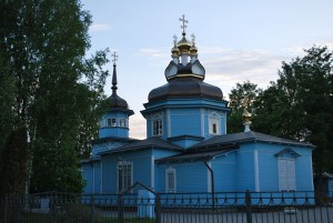 Церковь Святого великомученика Димитрия Солунского