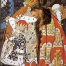 Иван Билибин, Царь Горох