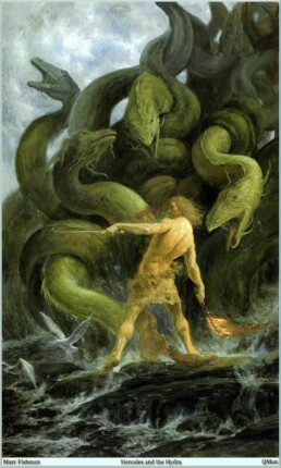 Геркулес и Гидра